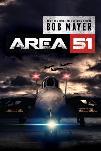 Today's Kindle SciFi/Fantasy Daily Deal is the first five books in New York Times best-selling author, West Point graduate, and former Green Beret Bob Mayer's Area 51 series [47North] at $1.99 apiece: