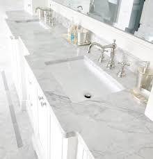 Znalezione obrazy dla zapytania bianco carrara kitchen