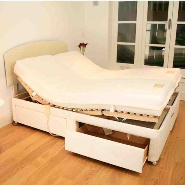 The 25 best adjustable bed frame ideas on pinterest for Best minimalist bed frame