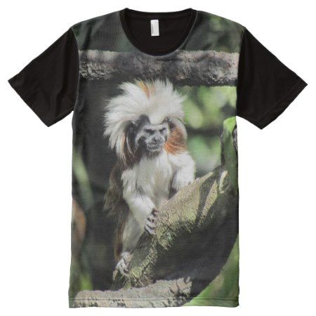 Cottontop Tamarin T-Shirt - tap, personalize, buy right now!