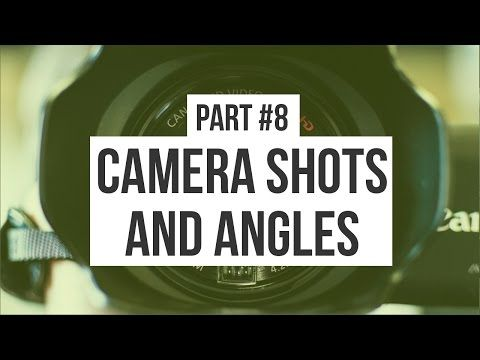 Camera Shots and Angles: Making an Animated Movie (#8)