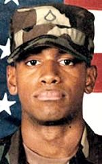 Army PFC Roberto C. Baez, 19, of Tampa, Florida. Died October 3, 2005, serving during Operation Iraqi Freedom. Assigned to 3rd Battalion, 504th Parachute Infantry Regiment, 82nd Airborne Division, Fort Bragg, North Carolina. Died of injuries sustained when an improvised explosive device detonated near his vehicle during combat operations in Haqlaniyah, Anbar Province, Iraq.