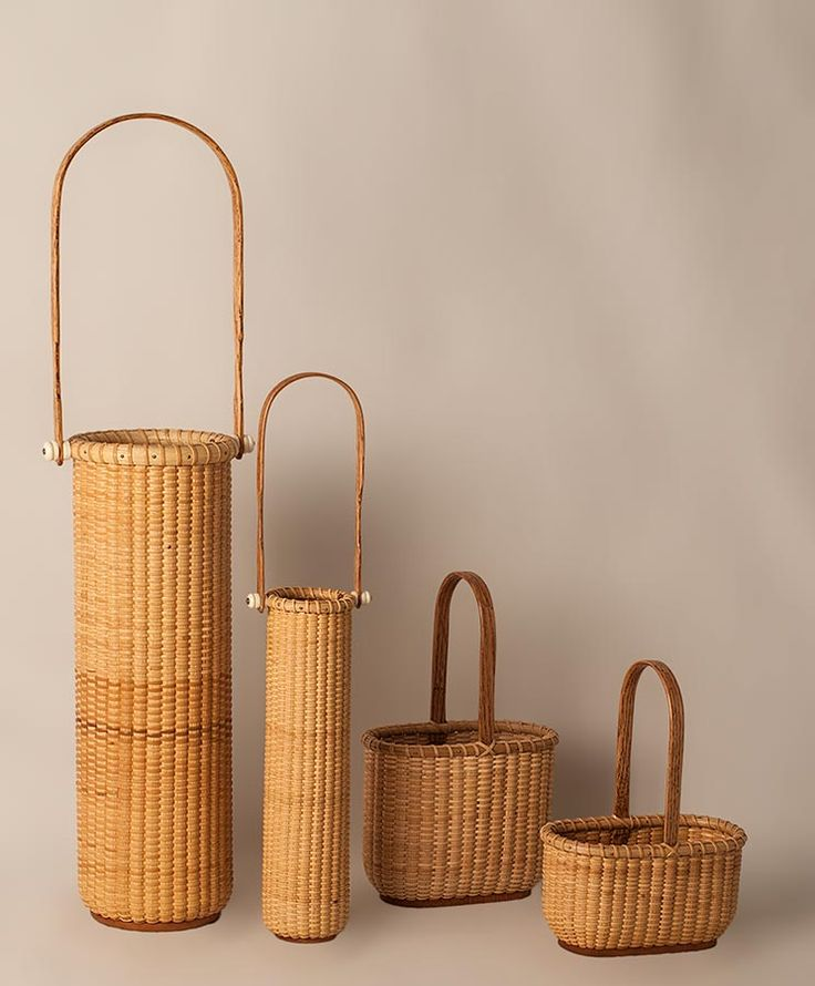 Basket Weaving Ri : Designed for a bunch or bud robert s vases are all