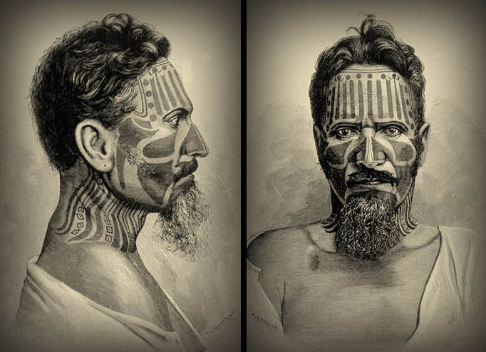 Māori Tattoos History Practice And Meanings: 17 Best Images About Ancient Tattoo On Pinterest