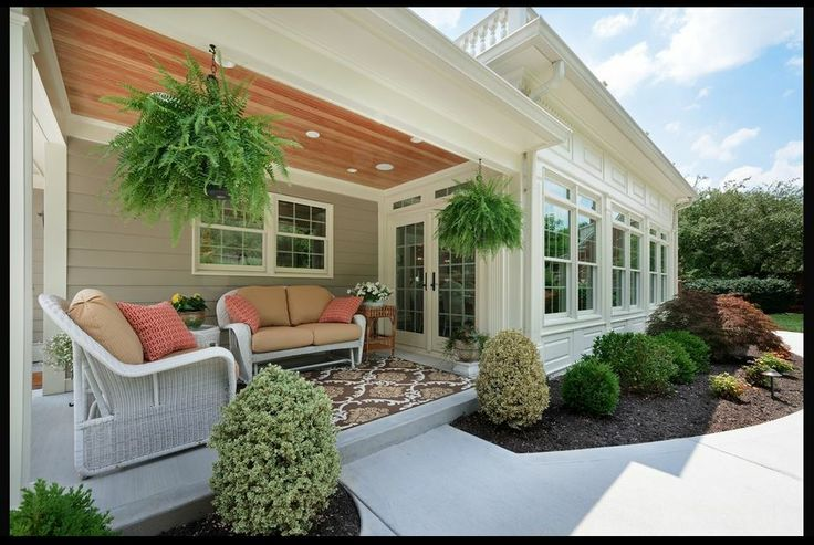 175 best images about sunroom ideas enclosed porches on for Enclosed porches and sunrooms