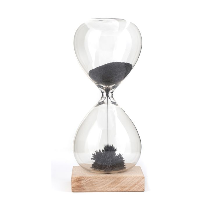 Buy the Magnetic Hourglass Timer at Oliver Bonas. Enjoy free UK standard delivery for orders over £50.