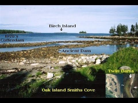 Oak island treasure found or mystery of oak island  mystery finally solved