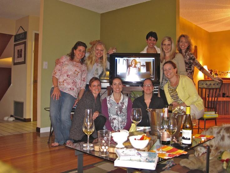 "My ""LOL's"": Ladies of Leisure, aka. Book Club aka. Wine Club, Monterey."