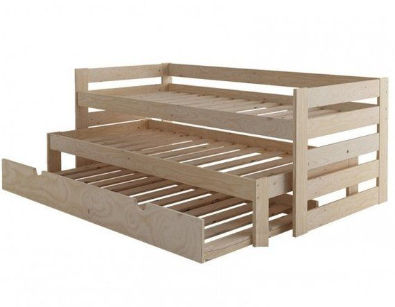 Furniture Factory Offer For Sale 3 Person Bed And Frame