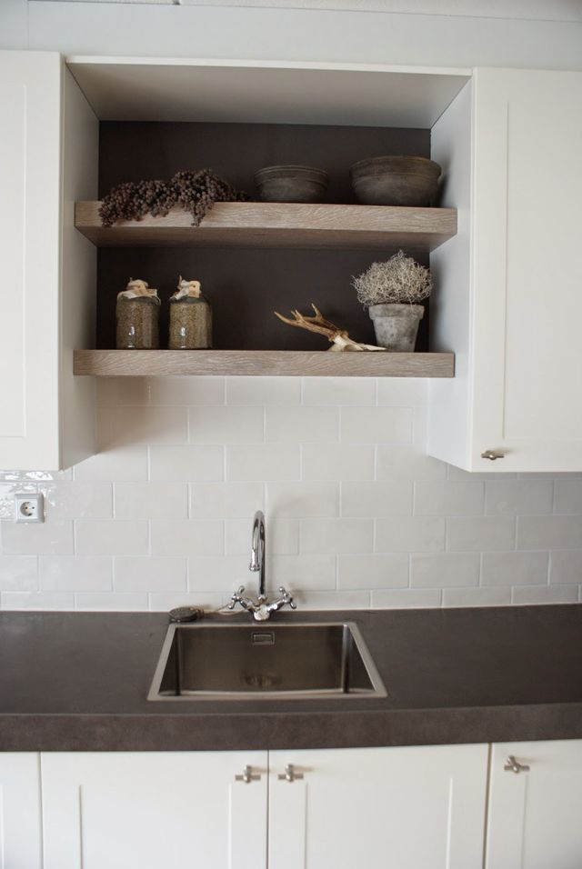 Keuken (via Bloglovin.com )