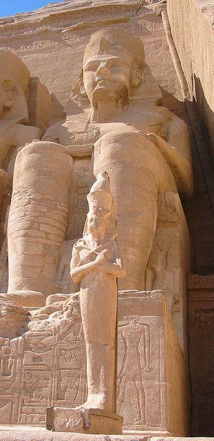Abu Simbel , Aswan  Egypt
