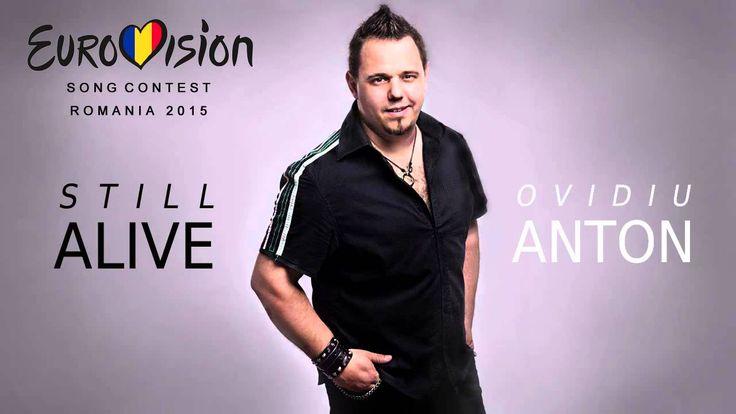 Ovidiu Anton - Still alive - Eurovision Romania 2015