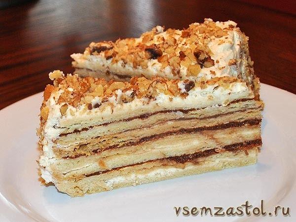Торт «Степка-нерастрепка»