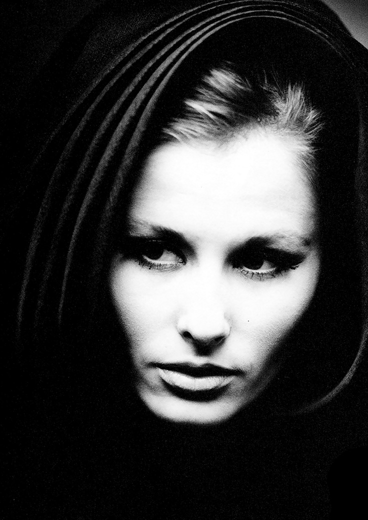 PORTRET - jeanloupe sieff