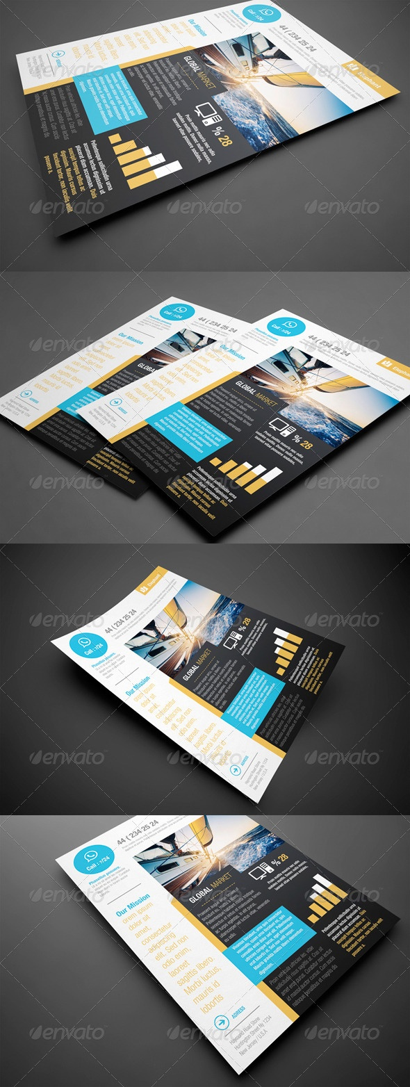 20 best images about Corporate flyer designs – Professional Corporate Flyer