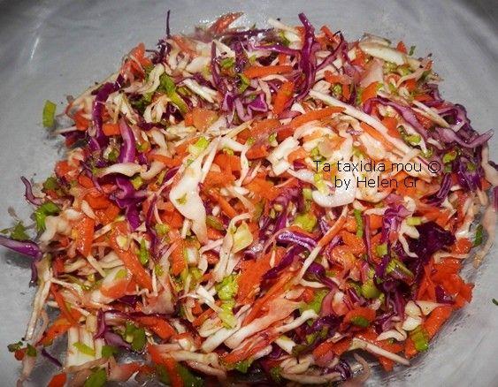 Πώς μια κλασική, χειμωνιάτικη σαλάτα εύκολα, γρήγορα και οικονομικά, μπορεί να γίνει νοστιμότερη και να μεταμορφωθεί σε μια περισσότερο ευπ...