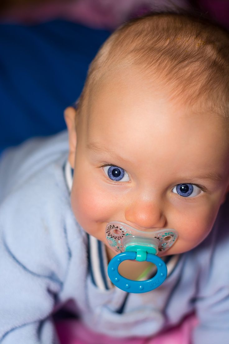 A pacifier is a fantastic sleep aid for babies.