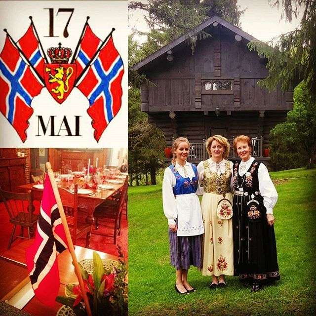 Celebrating syttende mai (May 17, Norwegian Independence Day) at Solvang. #syttenemai #solvanginn #norwegianamericans #sonsofnorway
