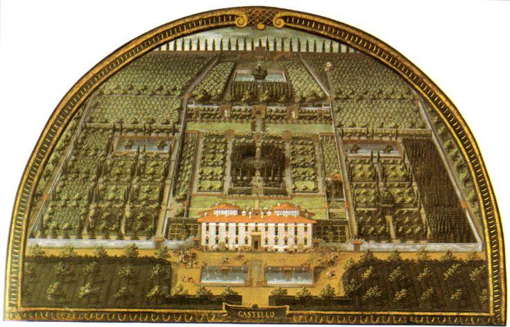 Castello utens - Giusto Utens - Wikipedia