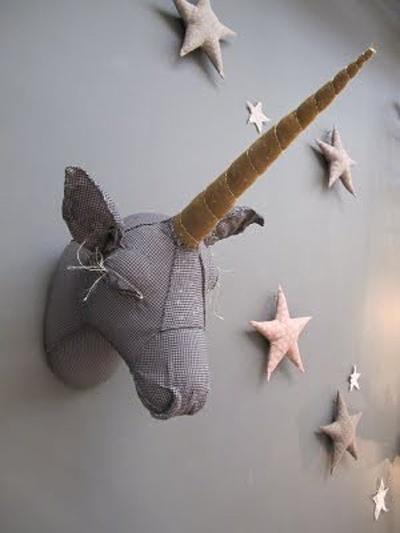 wall unicorn