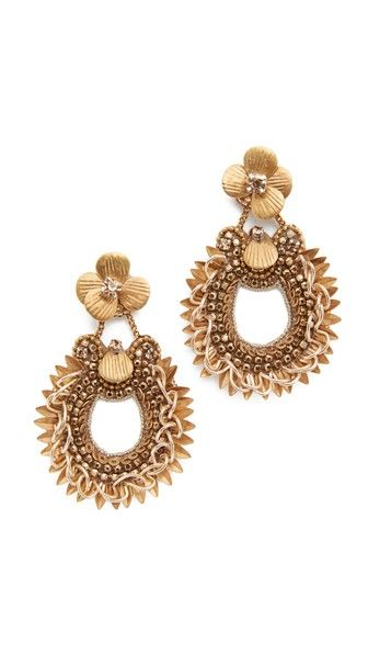 Deepa Gurnani Deepa By Deepa Gurnani Margot Earrings | SHOPBOP SAVE UP TO 25% Use Code: GOBIG17