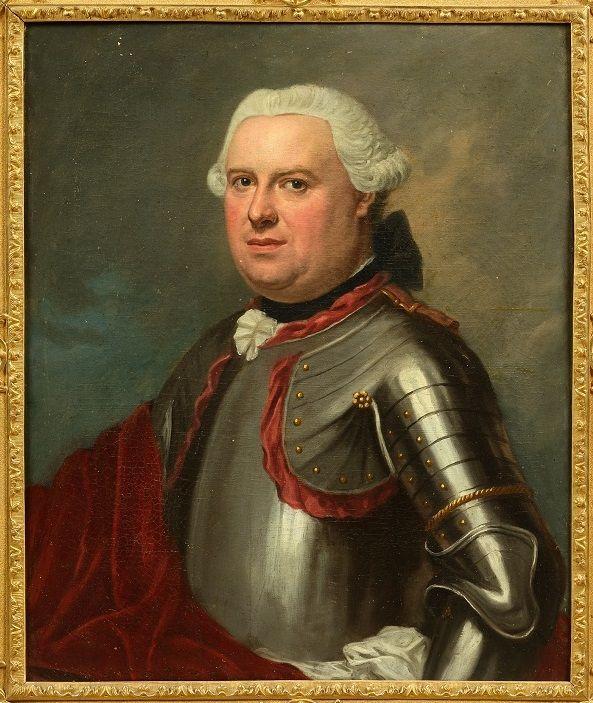 Comte Charles-Antoine Augustin de Simiane d'Esparon (1707-1772).