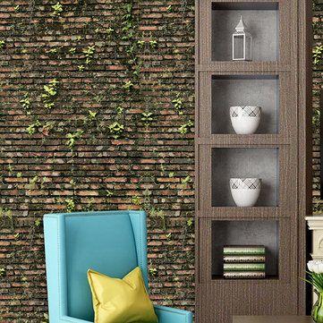 Modern Accent Wall Art 3D Wallpaper Bedroom Living Room Home Background Decor