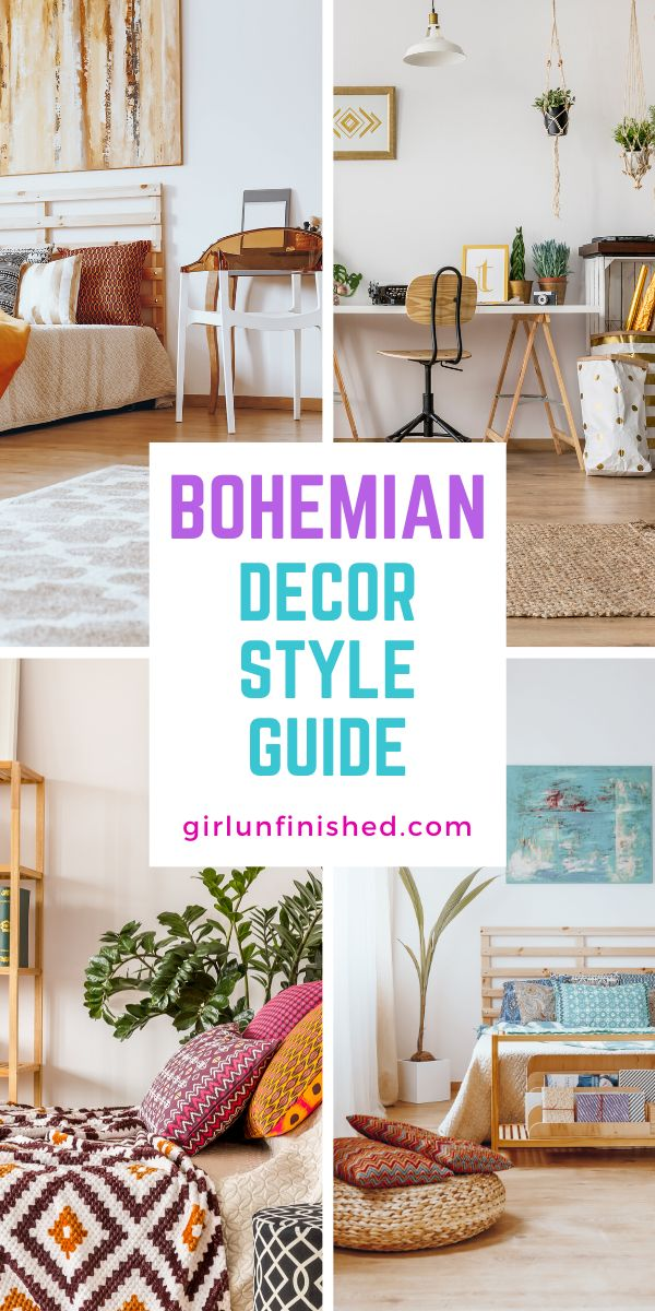 Bohemian Style Gift Guide & Decor Ideas For 2020 ...