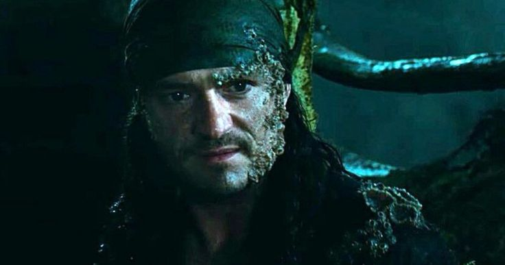 Orlando Bloom's Return as Will Turner Revealed in Pirates of the Caribbean 5 -- Last night's Super Bowl trailer offered our first look at the returning Will Turner, played by Orlando Bloom in Pirates of the Caribbean 5. -- http://movieweb.com/pirates-caribbean-5-orlando-bloom-will-turner-photo/