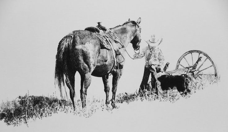 Three Best Friends Original art painting by Joe Milazzo - DailyPainters.com
