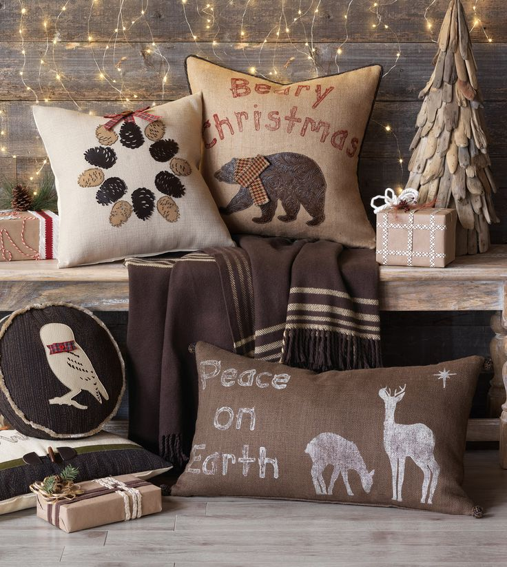 EA Holiday Luxury Home Decor by Eastern Accents - Woodland Christmas Collection