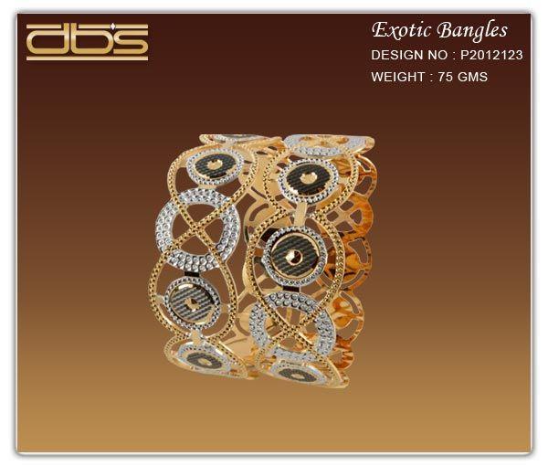 DBS Jewels Exotic Bangles