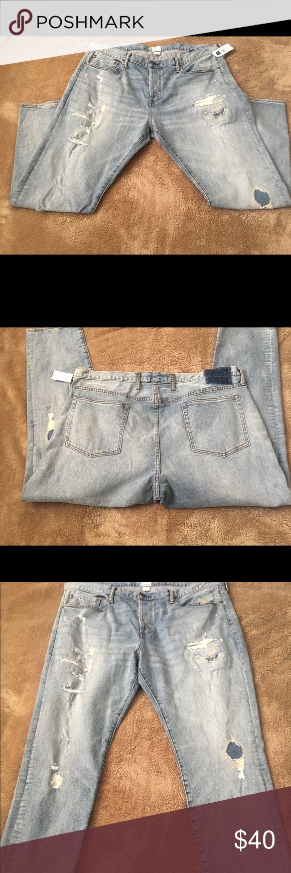 Gap MENS DESIGNER JEAN Michael Bastian made by GAP Brand new GAP Jeans Straight