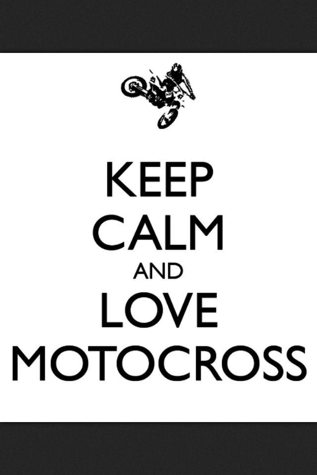 Motocross love<3