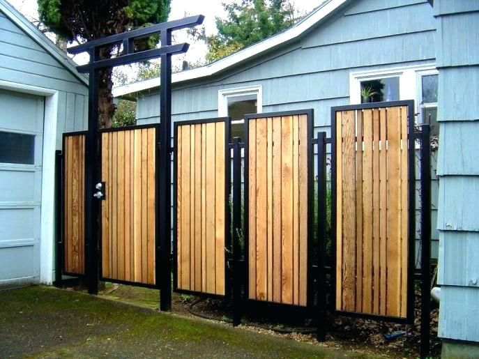 Decorative Corrugated Metal Corrugated Metal Fence Panels Price
