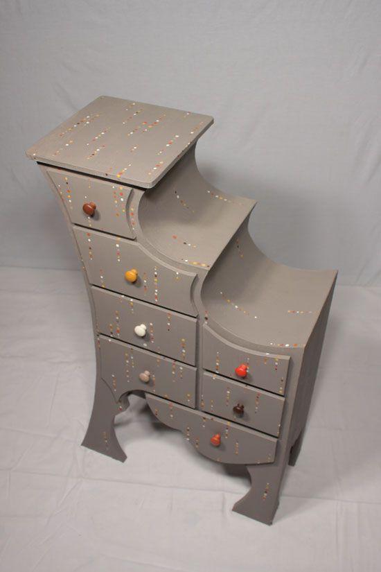 Pingl par catherine aeschlimann partir de sarreve meuble en carton juste un petit carton - Juste un meuble ...