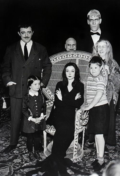 """ The Addams Family """