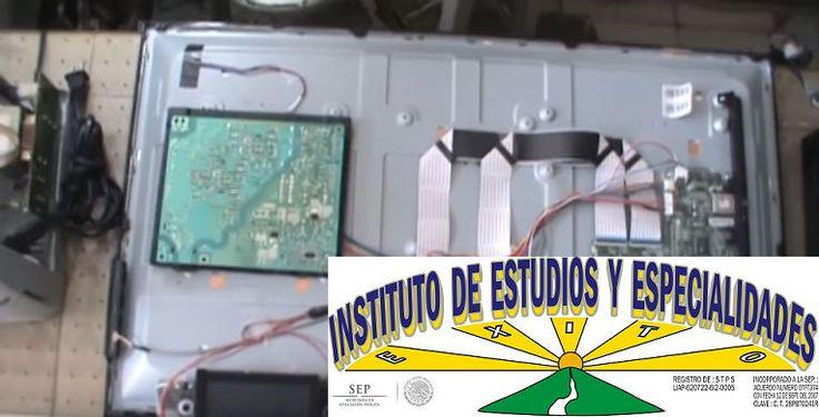 REPARACIÓN DE TV LED LCD
