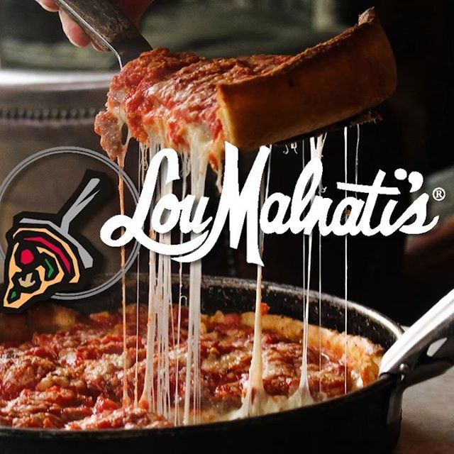 Lou Malnati's, the Best Chicago Deep Dish Pizza Restaurant | Deep dish  pizza recipe, Chicago deep dish pizza, Healthy pizza recipes