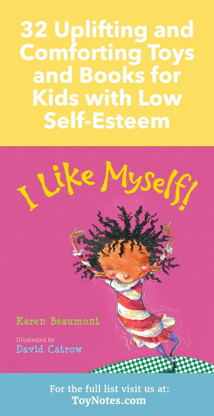 32 Uplifting And Comforting Toys And Books For Kids With Low Self Esteem Toy Notes Self Esteem Building Activities Self Esteem Activities Self Esteem [ 1425 x 736 Pixel ]