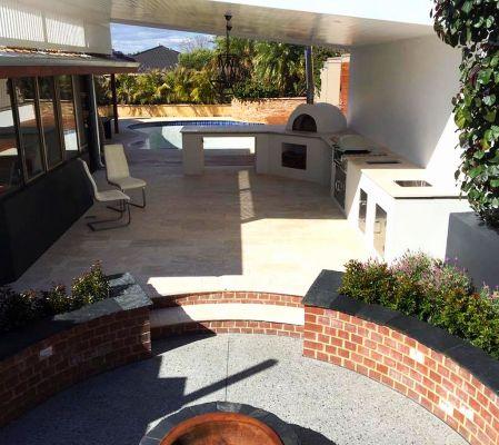 City Limits Landscapes- Landscape Design & Construction- Landscapers Perth- Alfresco Outdoor Kitchens