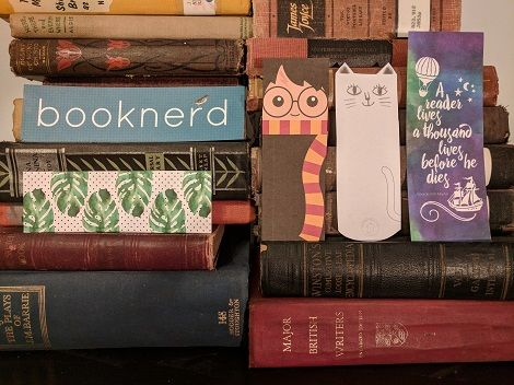 50 of the cutest, free printable bookmarks online for adults & kids! Featuring quotes from your favorite authors, bookish phrases, cute designs, & more!