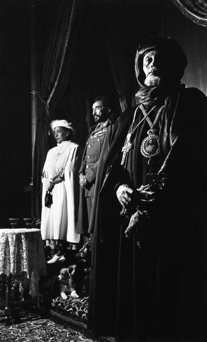 Emperor Haile Selassie I = H.I.M= Rastafari