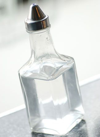 1001 USES FOR VINEGAR - Kill weeds. Clean floors. Relieve sunburn. Unclog your drains. Dishwashing agent.  Clean stainless steel. Clean your windows. Removed stains from pots and pans. Remove lint from clothes. Prolong the life of cut flowers. Treat colds, sore throats, sinus infections, upset stomach, warts and arthritis. Disinfect.