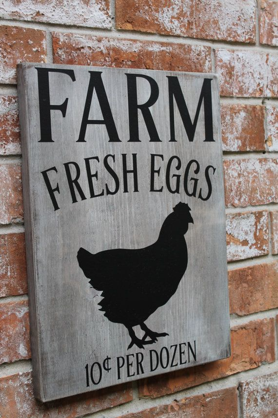 Hey, I found this really awesome Etsy listing at https://www.etsy.com/listing/262980183/farm-fresh-eggs-sign-primitive-farm-sign