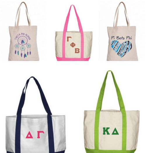 ♔ NEW sorority sugar TOTE REPORT! ♔ | sorority sugar