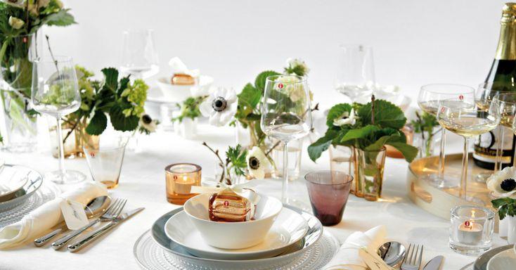 B l o g   Servies uitkiezen... Waar let je op? Wij geven je handige tips in de nieuwste blog én we zagen ontzettend mooi servies van Iitala bij Marlie en Felice. Check: http://www.furnlovers.nl/keuken/servies-uitkiezen-waar-let-je-op/