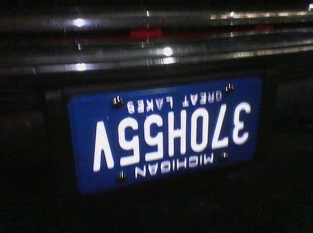 34 Hilarious Custom License Plates