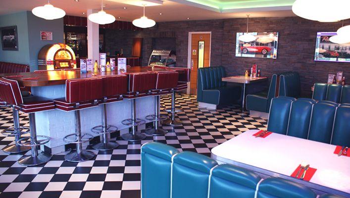 Hotel 7 diner, Halstead, Sevenoaks - UK
