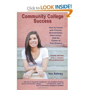 """Community College Success"" by Seminole State Alumni Isa Adney - Available for check out in the S/LM CDC."